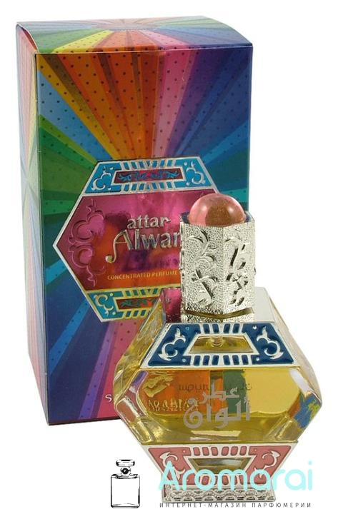 Swiss Arabian Attar Alwan